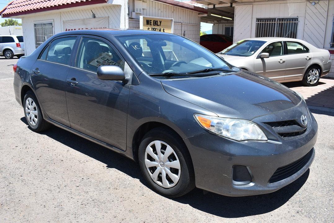 2013 Toyota Corolla  - Dynamite Auto Sales