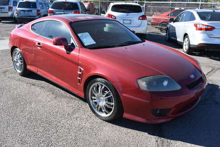 2006 Hyundai Tiburon GT for Sale  - 20342  - Dynamite Auto Sales