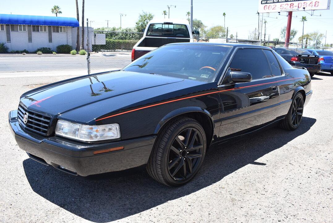 2002 Cadillac Eldorado Touring ETC  - 21149  - Dynamite Auto Sales