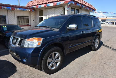 2009 Nissan Armada LE for Sale  - W19056  - Dynamite Auto Sales