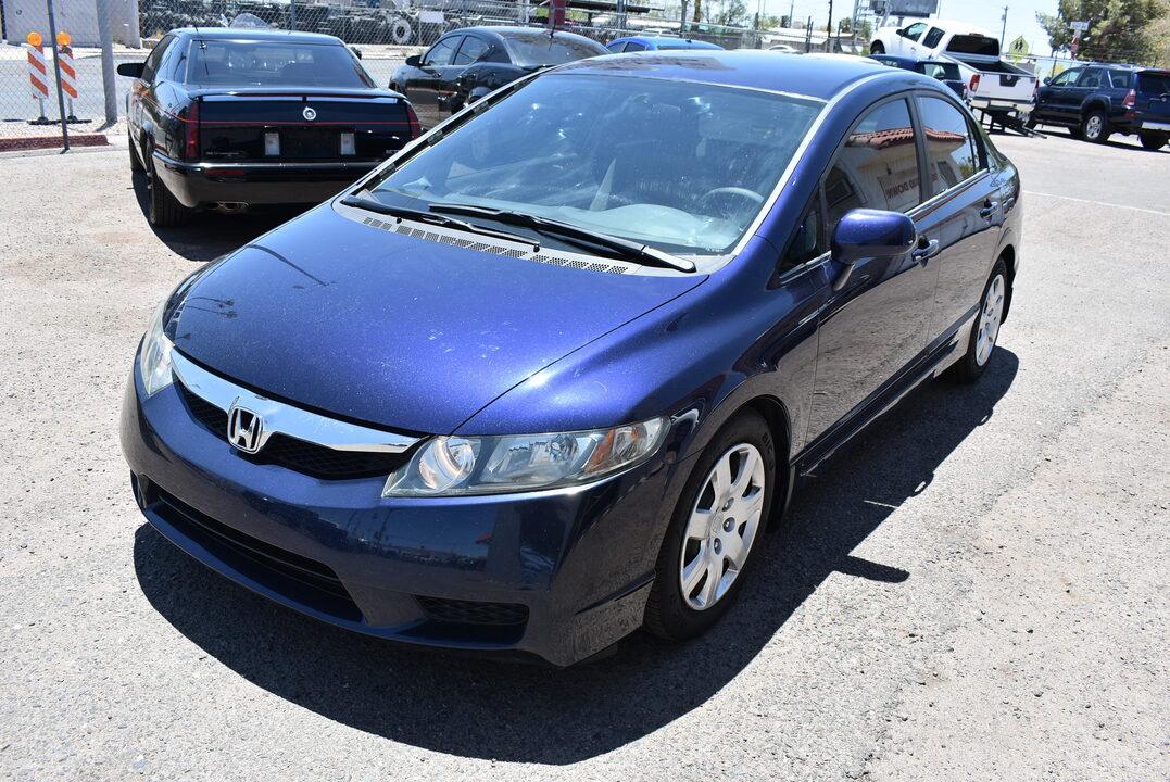 2010 Honda Civic  - Dynamite Auto Sales