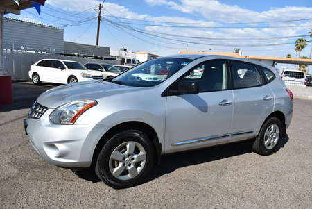 2012 Nissan Rogue S for Sale  - W18042  - Dynamite Auto Sales