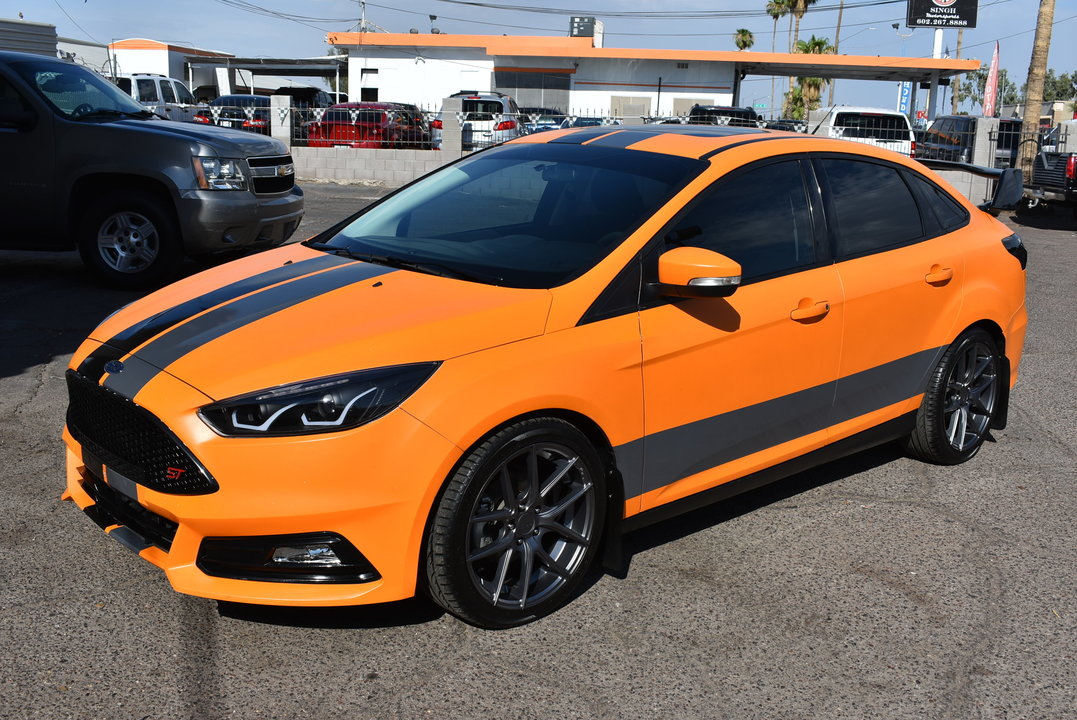 2016 Ford Focus  - Dynamite Auto Sales