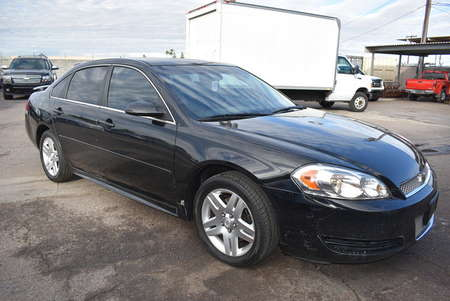 2012 Chevrolet Impala LT Fleet for Sale  - 19287  - Dynamite Auto Sales