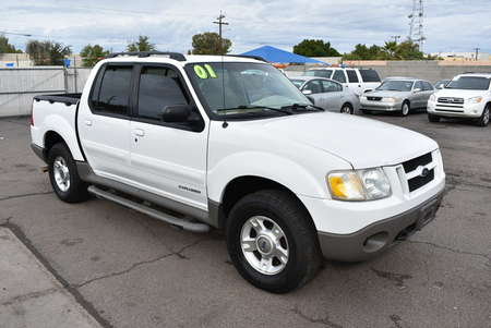 2001 Ford Explorer Sport Trac  for Sale  - W18092  - Dynamite Auto Sales