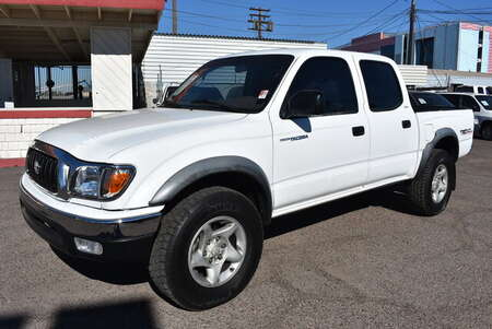 2001 Toyota Tacoma PreRunner for Sale  - 20358  - Dynamite Auto Sales