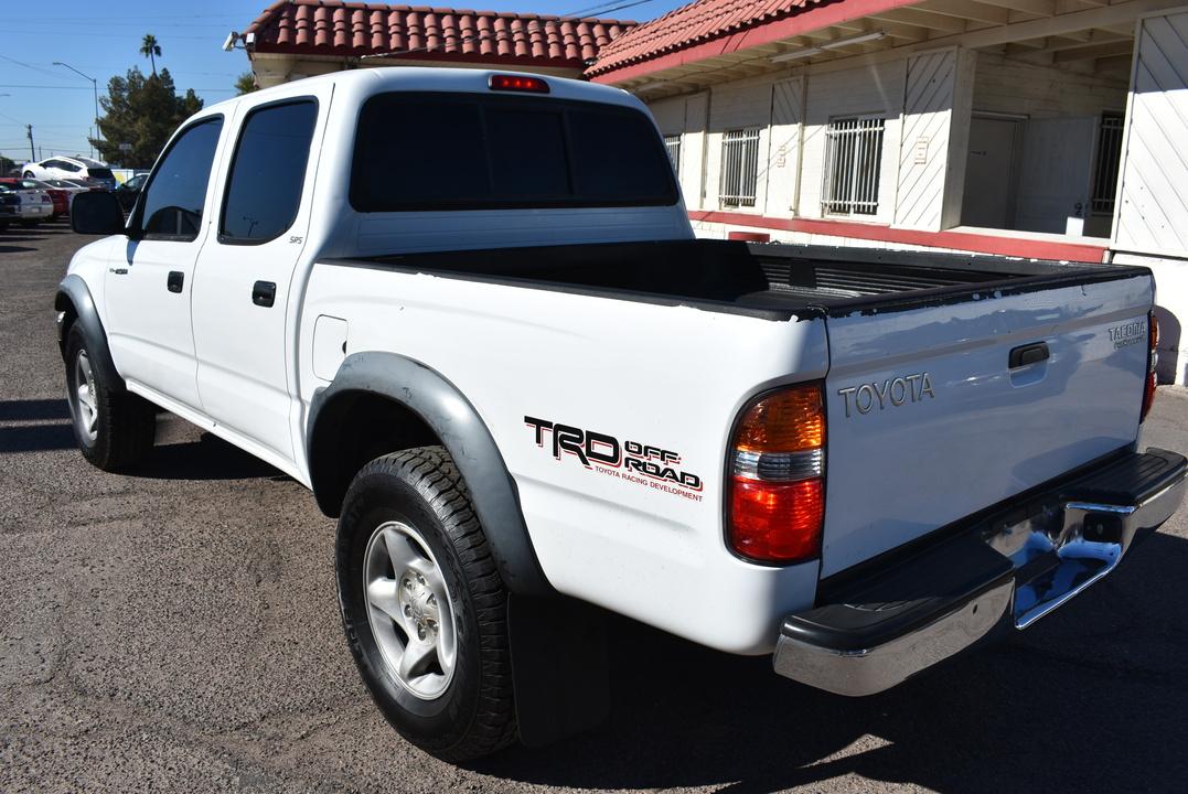 2001 Toyota Tacoma  - Dynamite Auto Sales
