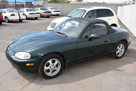 1999 Mazda MX-5 Miata Base for Sale  - 18182  - Dynamite Auto Sales
