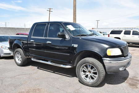 2002 Ford F-150 Lariat for Sale  - 18132  - Dynamite Auto Sales