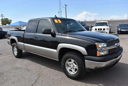 2003 Chevrolet Silverado 1500 LS for Sale  - W18036  - Dynamite Auto Sales