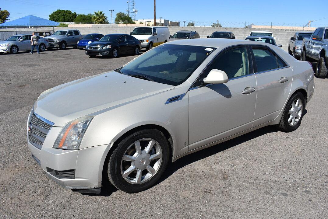 2009 Cadillac CTS RWD w/1SB  - 20313  - Dynamite Auto Sales