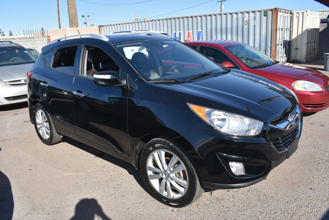 2011 Hyundai Tucson Limited PZEV  - 20020  - Dynamite Auto Sales