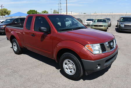 2007 Nissan Frontier XE for Sale  - 19216  - Dynamite Auto Sales