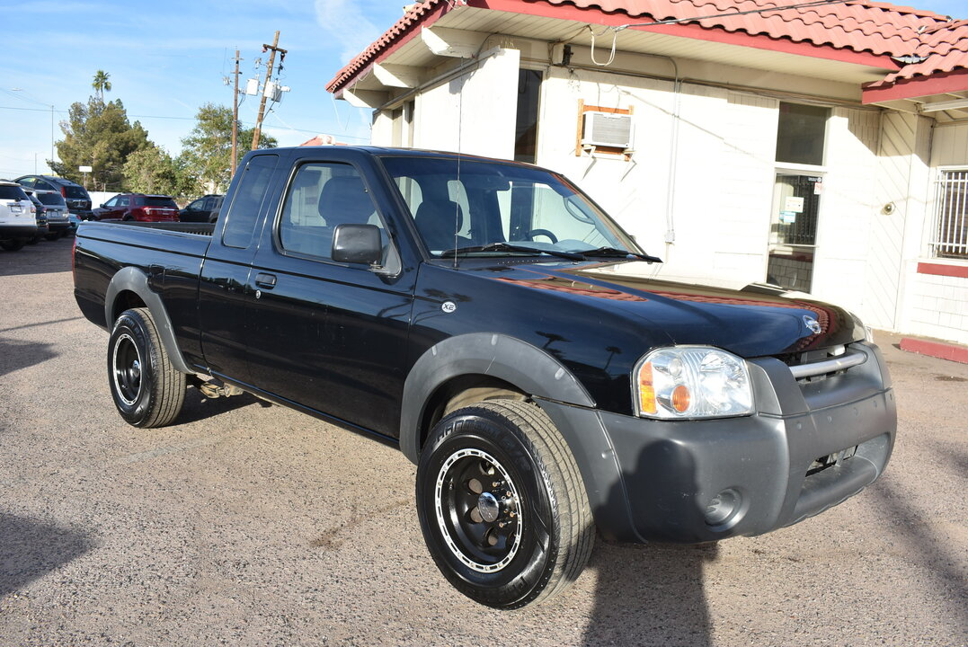 2002 Nissan Frontier 2WD  - 21025  - Dynamite Auto Sales