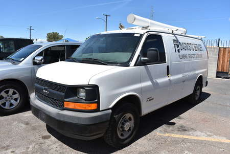 2006 Chevrolet Express Cargo Van for Sale  - 18336  - Dynamite Auto Sales