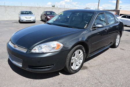 2014 Chevrolet Impala Limited LT for Sale  - W19029  - Dynamite Auto Sales