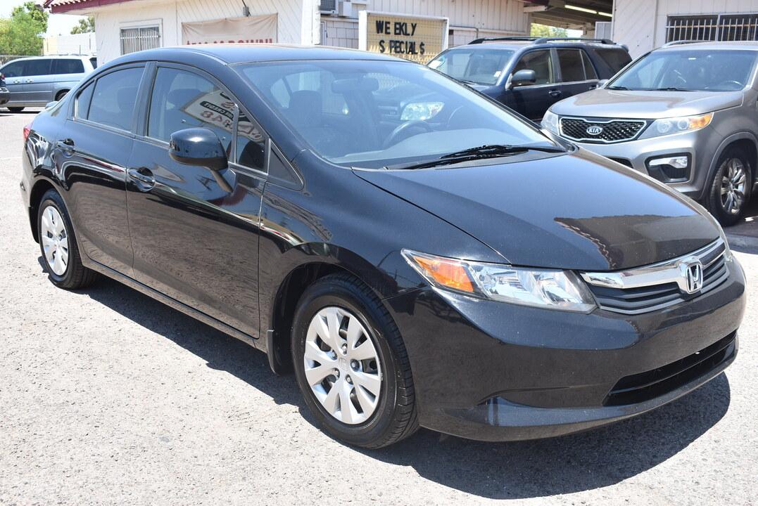 2012 Honda Civic  - Dynamite Auto Sales