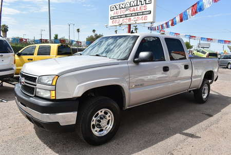 2007 Chevrolet Silverado 2500HD LT1 for Sale  - W19076  - Dynamite Auto Sales