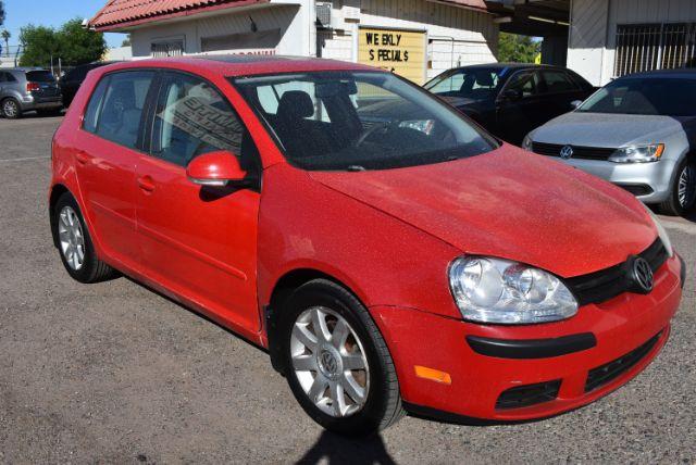2007 Volkswagen Rabbit 4-Door  - 21255  - Dynamite Auto Sales