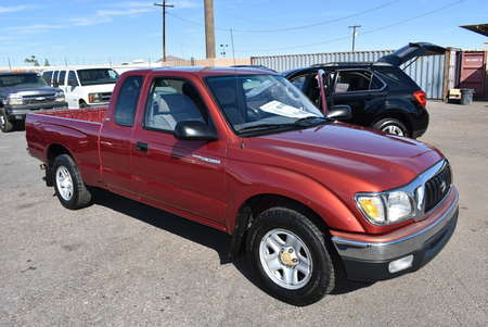 2003 Toyota Tacoma  for Sale  - 18286  - Dynamite Auto Sales