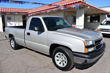 2006 Chevrolet Silverado 1500 Work Truck for Sale  - 19261  - Dynamite Auto Sales