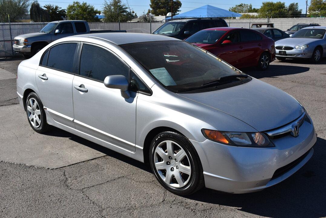 2006 Honda Civic LX  - 21040  - Dynamite Auto Sales
