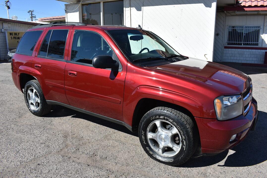 2009 Chevrolet TrailBlazer  - Dynamite Auto Sales