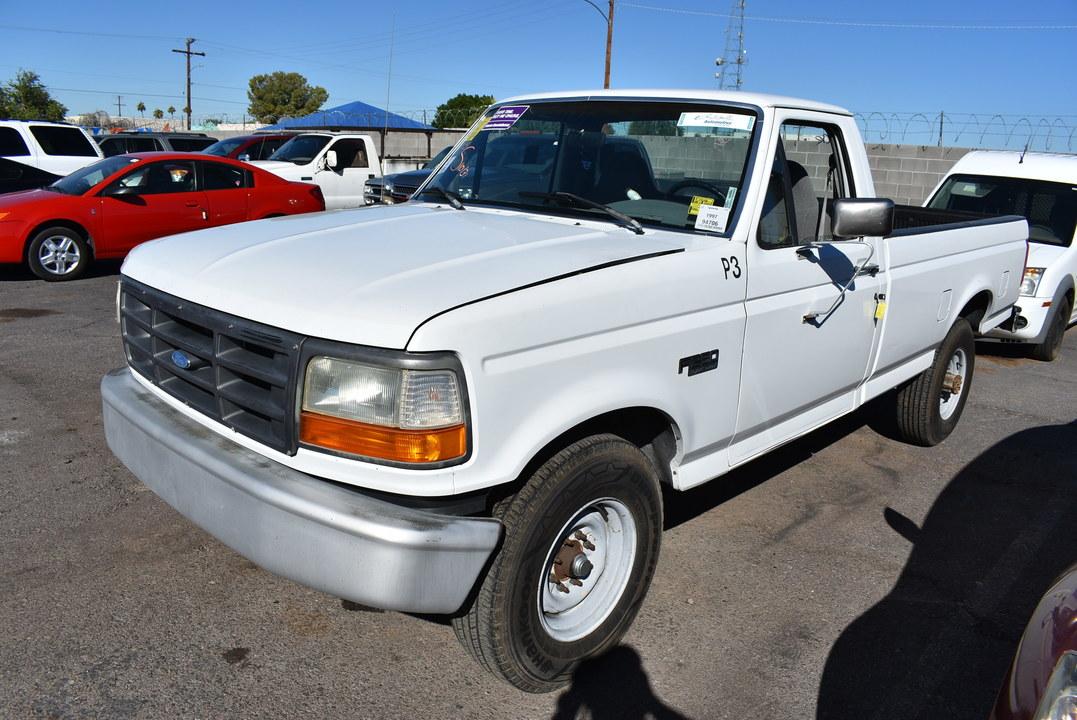 1997 Ford F-250 HD  - Dynamite Auto Sales