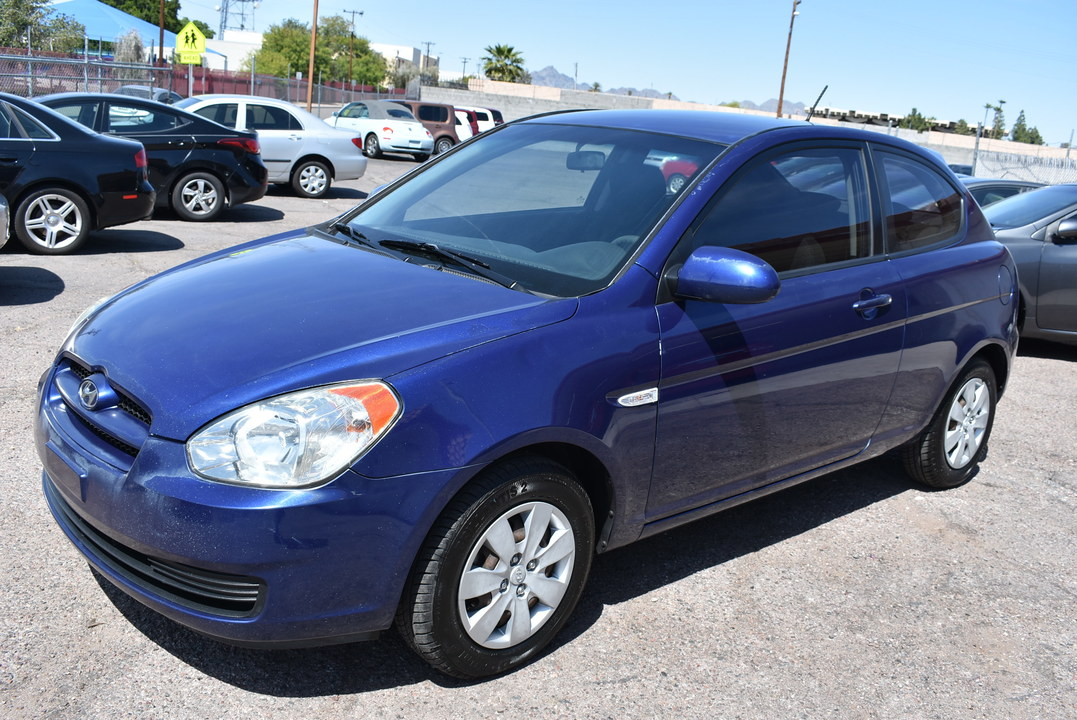 2008 Hyundai Accent GS  - 20097  - Dynamite Auto Sales