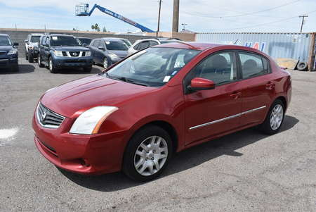 2011 Nissan Sentra 2.0 S for Sale  - 19118  - Dynamite Auto Sales