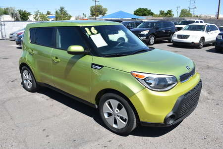 2016 Kia Soul Base for Sale  - W19058  - Dynamite Auto Sales