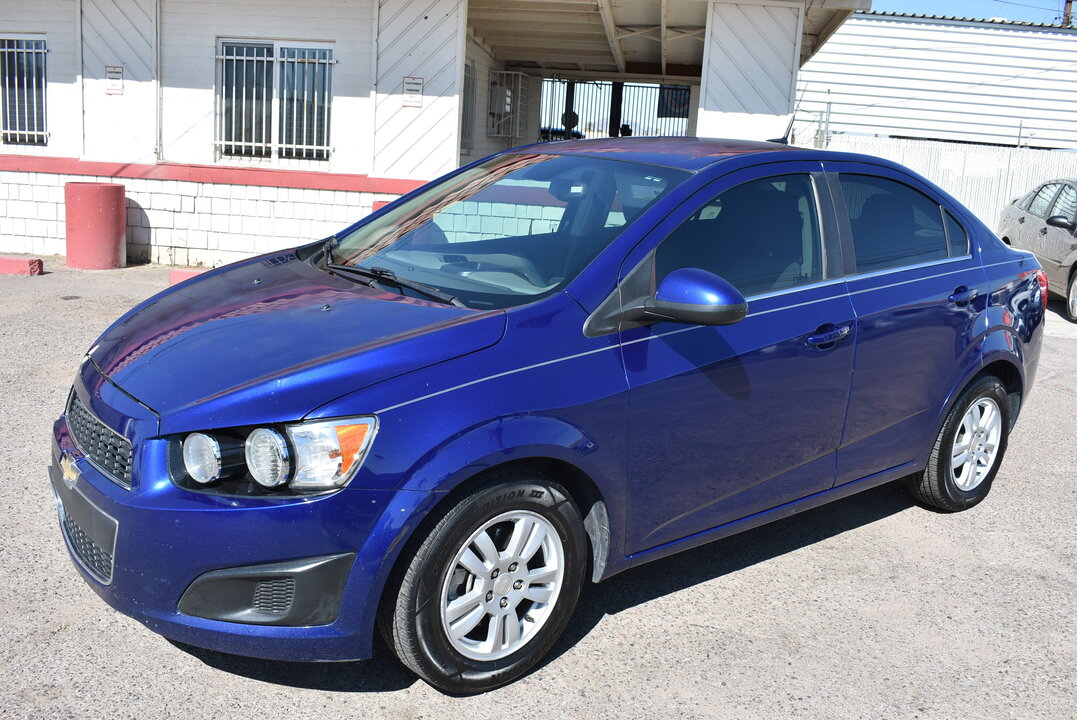2013 Chevrolet Sonic LT  - 20290  - Dynamite Auto Sales