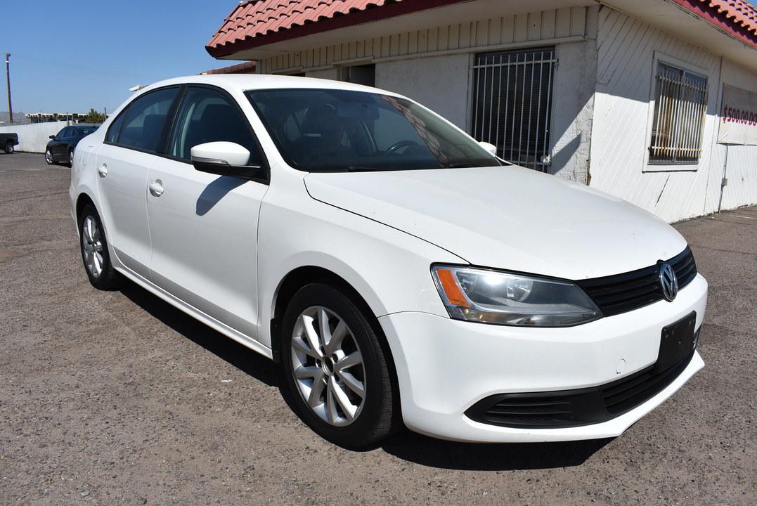 2012 Volkswagen Jetta Sedan SE w/Convenience PZEV  - 20261  - Dynamite Auto Sales