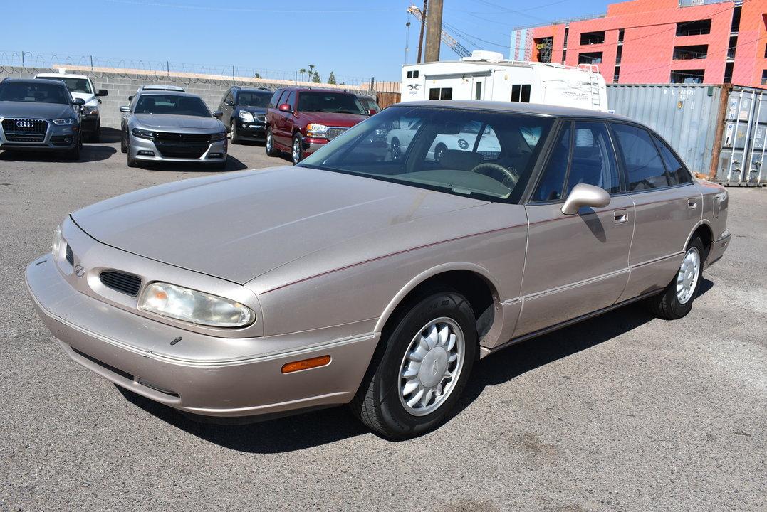 1998 Oldsmobile 88 LS  - 20258  - Dynamite Auto Sales