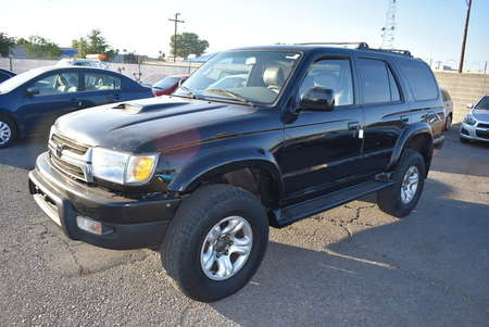 2001 Toyota 4Runner SR5 for Sale  - 19260  - Dynamite Auto Sales