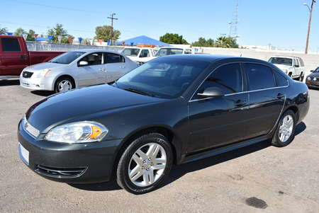 2013 Chevrolet Impala LT for Sale  - 18302  - Dynamite Auto Sales