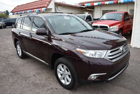2011 Toyota Highlander Base for Sale  - W19109  - Dynamite Auto Sales