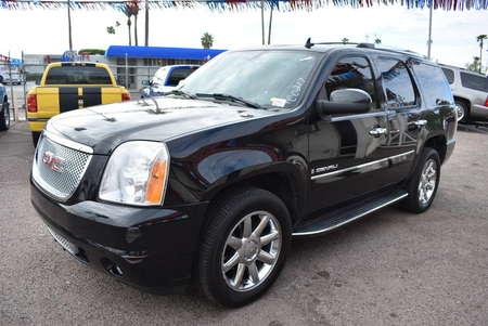 2008 GMC Yukon Denali  for Sale  - W21954  - Dynamite Auto Sales
