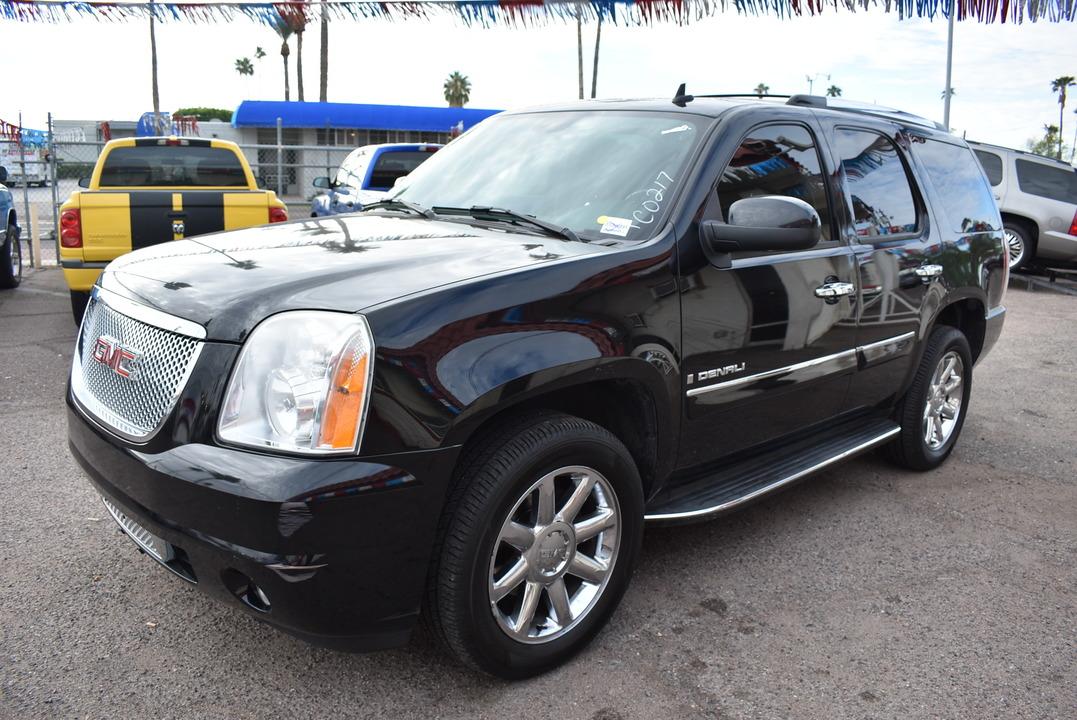 2008 GMC Yukon Denali  - Dynamite Auto Sales