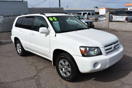 2005 Toyota Highlander  for Sale  - W19055  - Dynamite Auto Sales