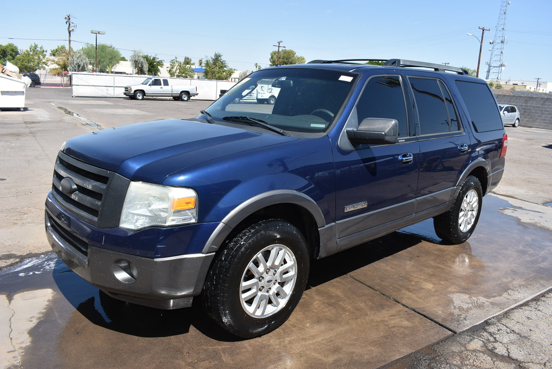 2007 Ford Expedition  - Dynamite Auto Sales