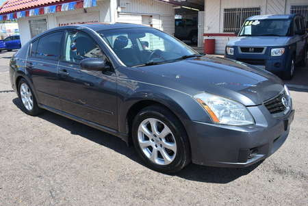2007 Nissan Maxima 3.5 SL for Sale  - 19166  - Dynamite Auto Sales