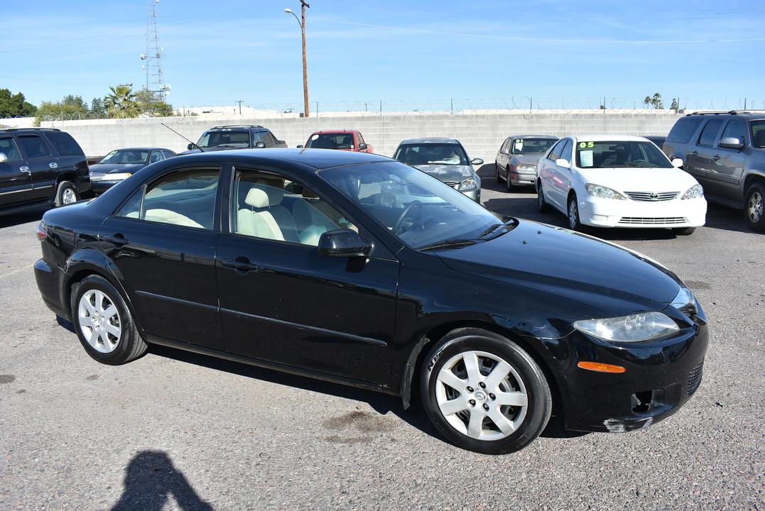 2007 Mazda Mazda6 i Sport  - 20005  - Dynamite Auto Sales