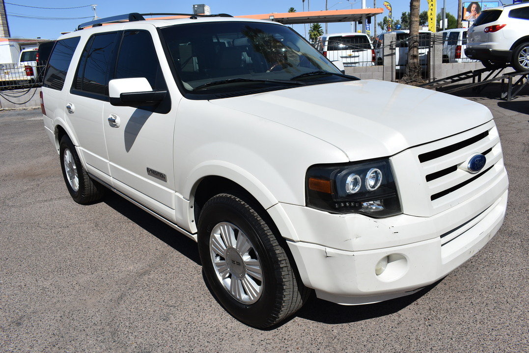 2008 Ford Expedition Limited  - 21113  - Dynamite Auto Sales