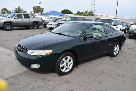 1999 Toyota Camry Solara SE for Sale  - 18329  - Dynamite Auto Sales