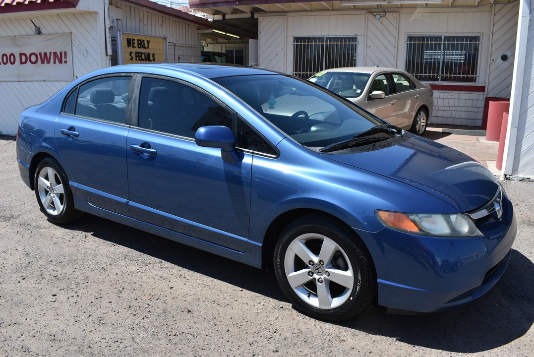 2008 Honda Civic EX  - 20147  - Dynamite Auto Sales