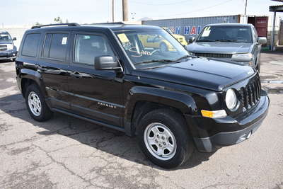 2013 Jeep Patriot Spor