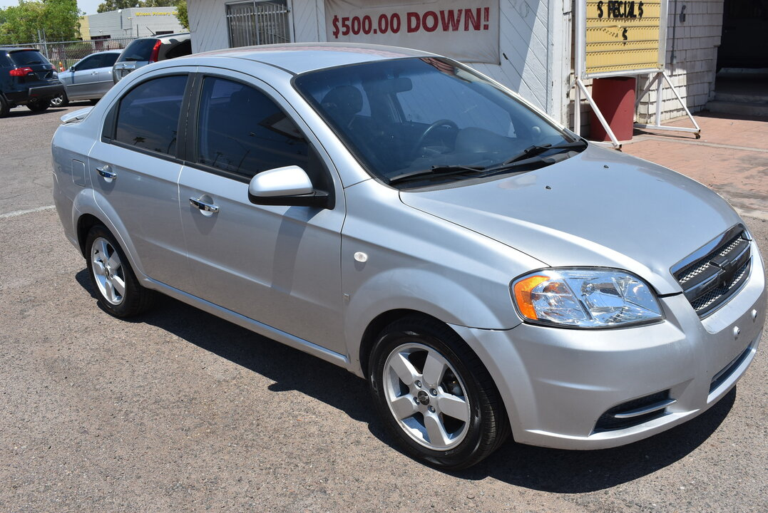 2008 Chevrolet Aveo LS  - 21150  - Dynamite Auto Sales