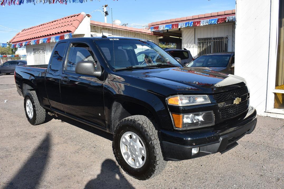 2008 Chevrolet Colorado LS  - W20007  - Dynamite Auto Sales