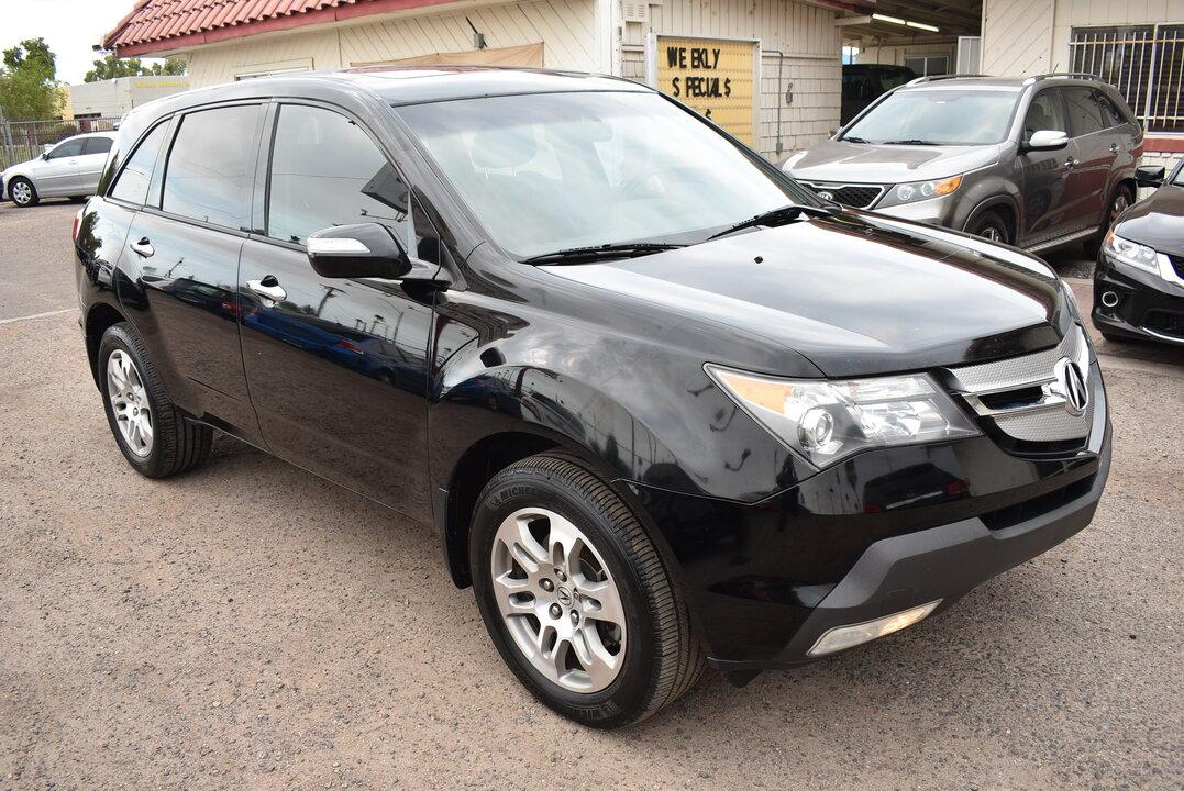 2009 Acura MDX Tech Pkg  - W21041  - Dynamite Auto Sales